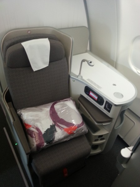Asiento 9A