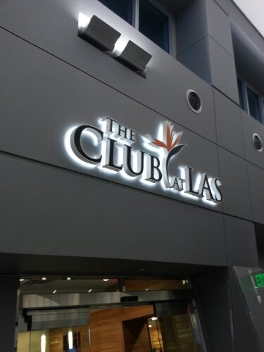 The CLUB LAS