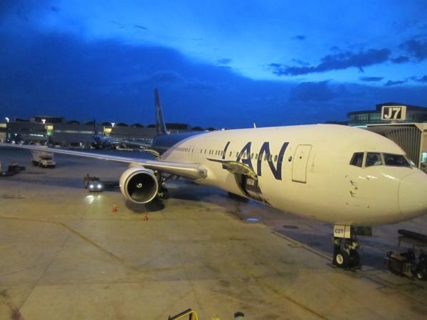 LAN Avion MIA Terminal J