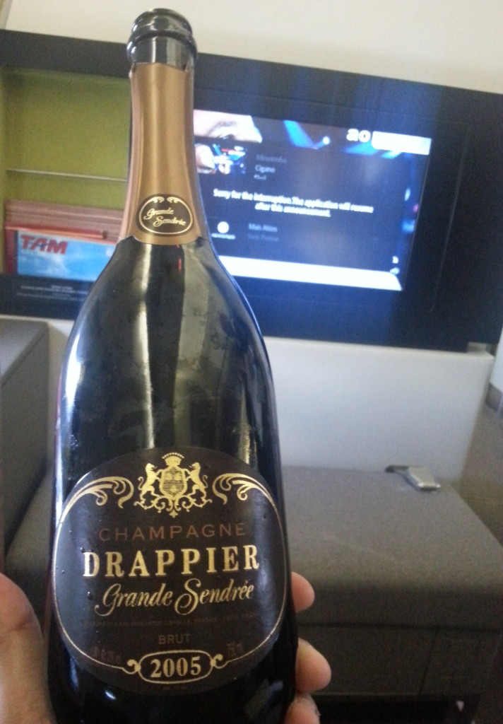 TAM F First Class Champagne Drappier