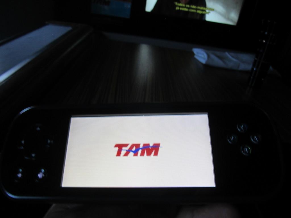 TAM Primera Clase B777 MIA-GRU-58