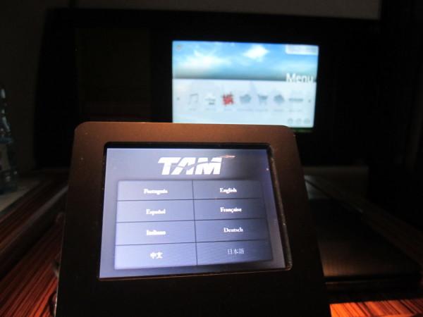 TAM Primera Clase B777 MIA-GRU-71
