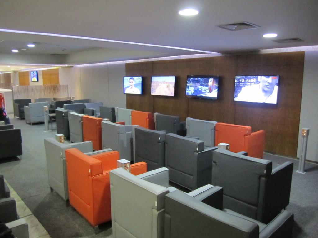 Gol Smiles 24hr Lounge Sala VIP T2 - GRU-05