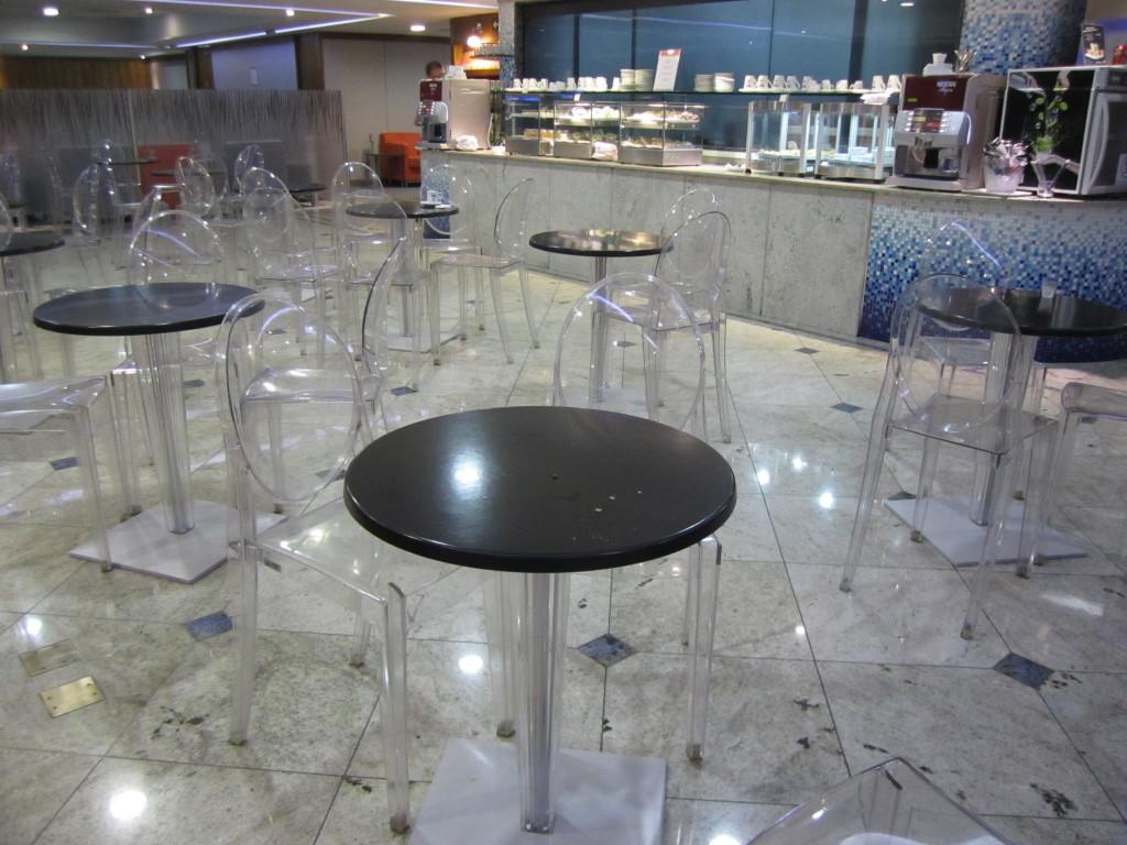 Gol Smiles 24hr Lounge Sala VIP T2 - GRU-15