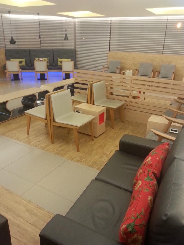 ProAir Lounge Sala VIP Terminal 2 GRU-02