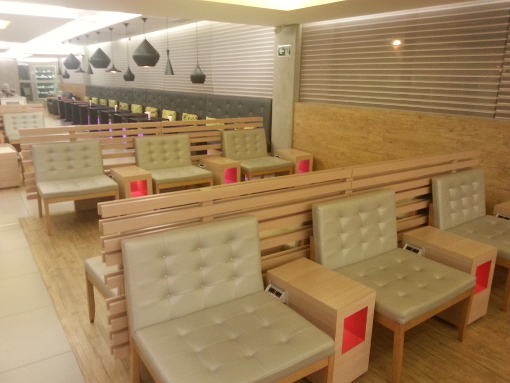 ProAir Lounge Sala VIP Terminal 2 GRU-09