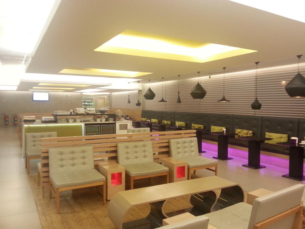 ProAir Lounge Sala VIP Terminal 2 GRU-12