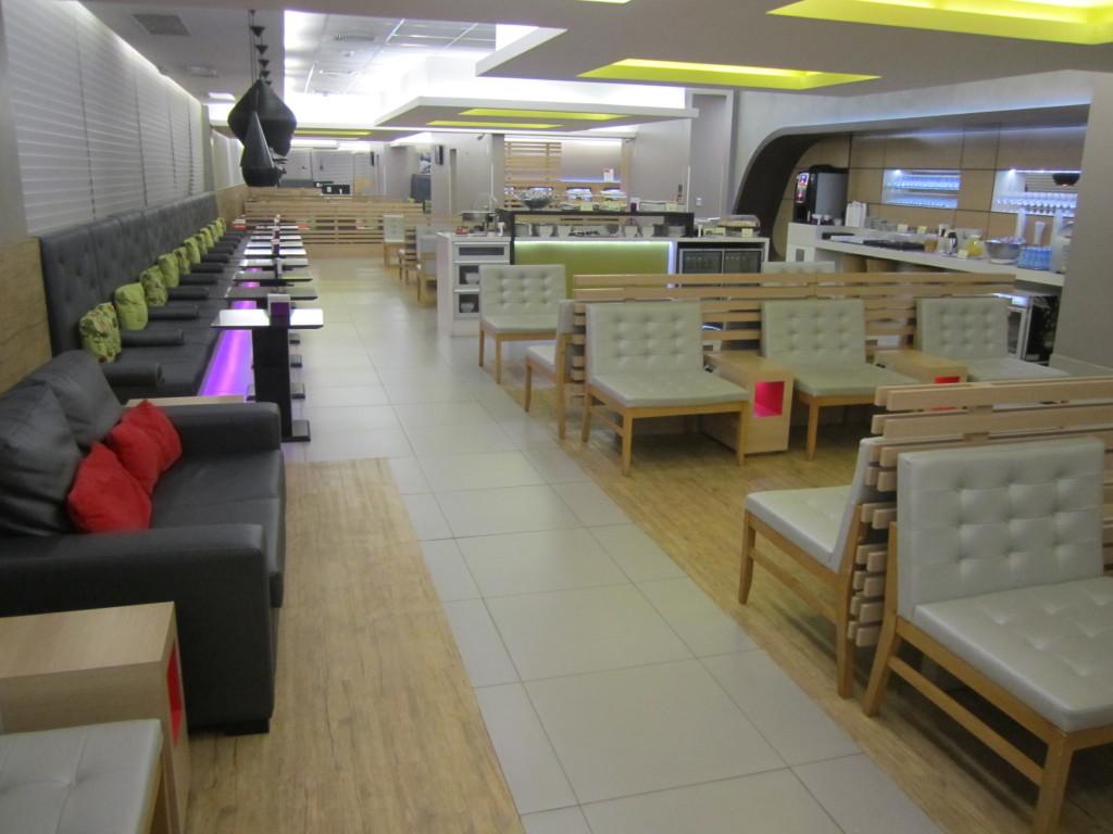 ProAir Lounge Sala VIP Terminal 2 GRU-17