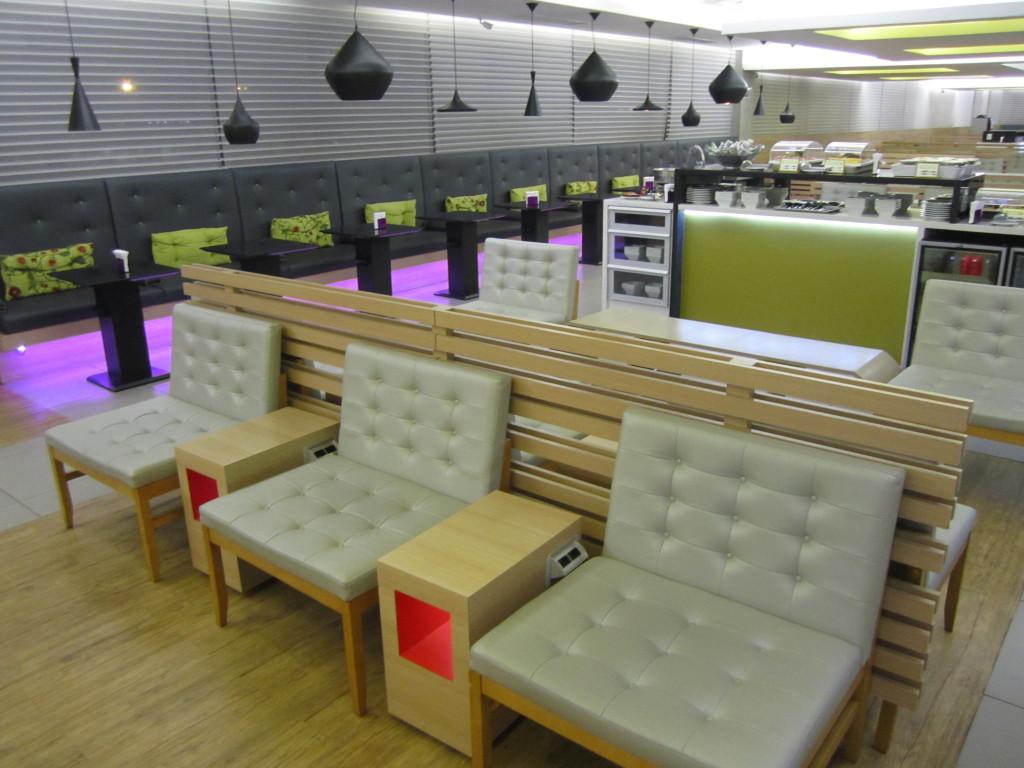 ProAir Lounge Sala VIP Terminal 2 GRU-20