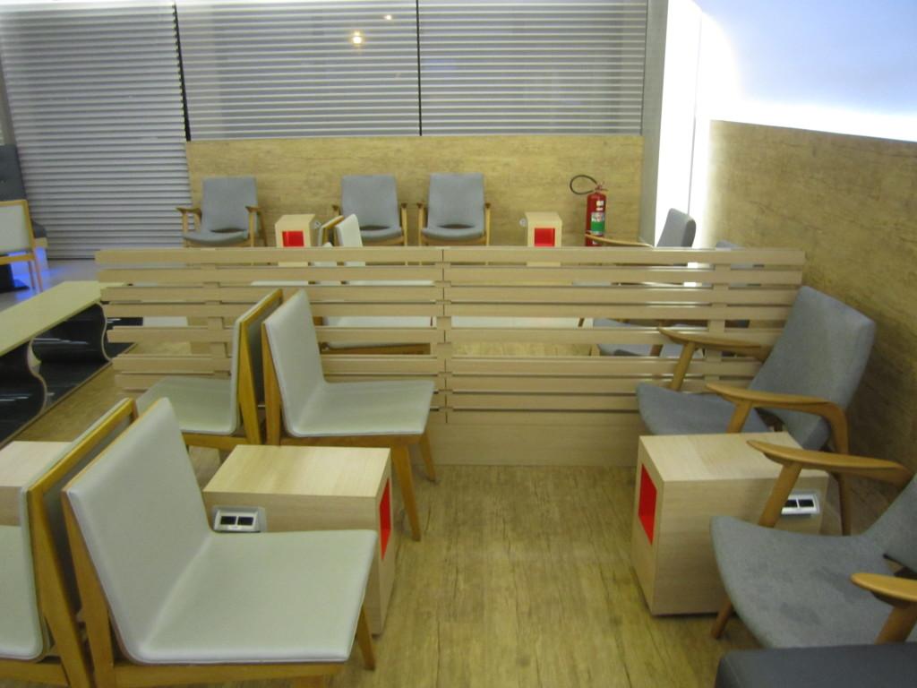 ProAir Lounge Sala VIP Terminal 2 GRU-35