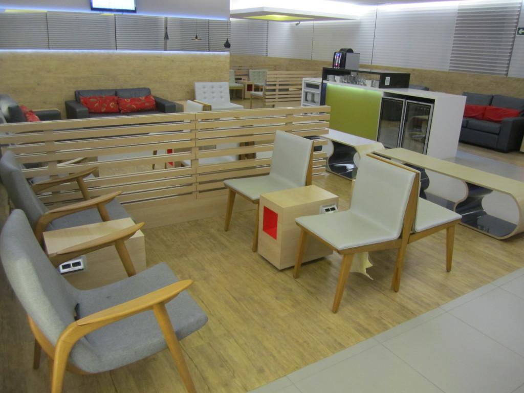 ProAir Lounge Sala VIP Terminal 2 GRU-37
