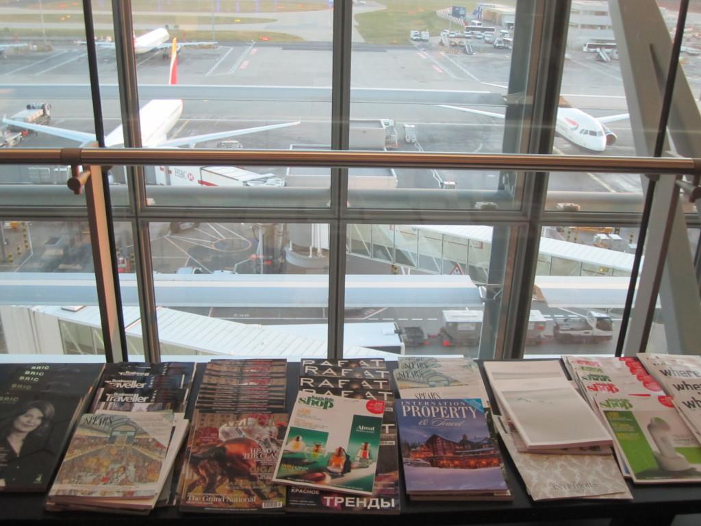 Galleries First British Airways Lounge Heathrow 2015-15