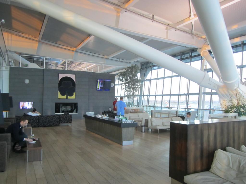 Galleries First British Airways Lounge Heathrow 2015-18